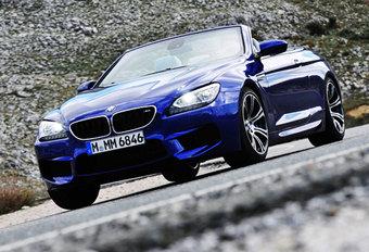 BMW M6 CABRIO (2012) #1