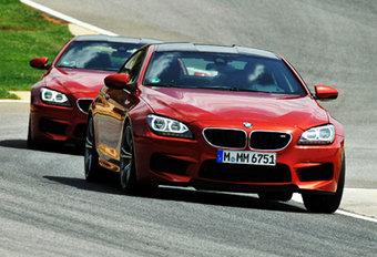 BMW M6 (2012) - Circuittest #1