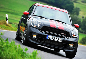 MINI COUNTRYMAN JOHN COOPER WORKS (2012) #1