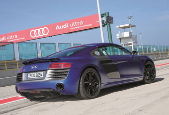 AUDI R8 V10 PLUS (2012) - Circuittest #1