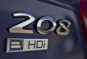 PEUGEOT 208 e-HDi (slot) #1