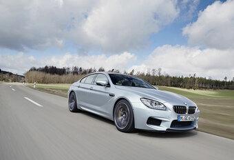 BMW M6 GRAN COUPÉ (2013) #1