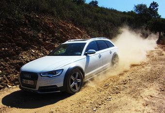 Audi A6 Allroad 3.0 TDI 245 (2013) - Marathontest #1
