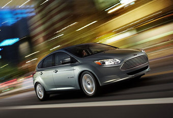 FORD FOCUS ELECTRIC (2013) #1