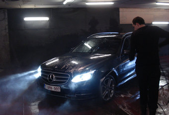 LANGEDUURTEST: Mercedes E 300 Bluetec Hybrid Break (5) #1