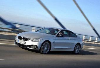 BMW 435d Coupé (2014) #1