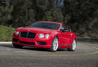 BENTLEY CONTINENTAL GT V8 S (2014) #1