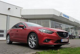 LANGEDUURTEST: Mazda 6 Skyactiv-D (slot) #1