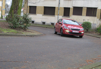 LANGEDUURTEST: Peugeot 308 1.6 e-HDI (slot) #1