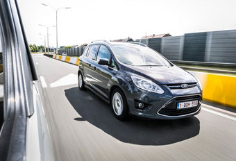 LANGEDUURTEST: Ford Grand Tourneo Connect 1.6 TDCI (3) #1