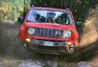 JEEP RENEGADE TRAILHAWK (2014) #1