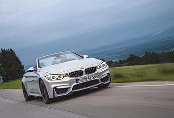 BMW M4 CABRIO (2014) #1