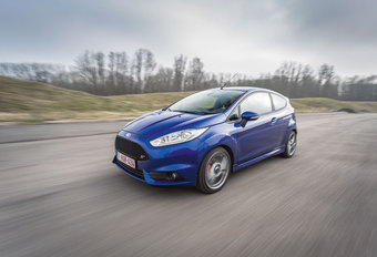 FORD FIESTA ST - Introductie #1