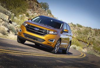 Ford Edge: à la conquête de l'Europe #1