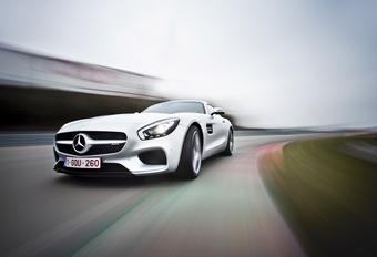 Mercedes-AMG GT S #1