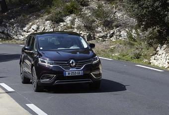 Renault Espace: repartir de zéro #1