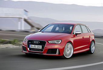 Audi RS3 : transplantation cardiaque #1