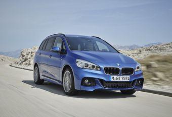 BMW Série 2 Gran Tourer: standing à sept #1