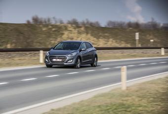 Hyundai i30 DCT-7: deux, c'est mieux ! #1