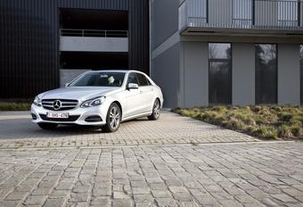 Mercedes E 200 Natural Gas Drive #1