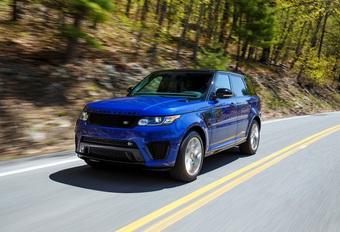 Range Rover Sport SVR: un cas à part #1