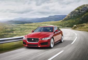 Jaguar XE : Trouble-fête #1