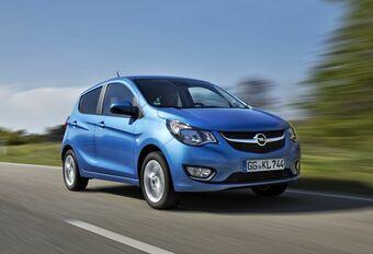Opel Karl: sans chichis #1