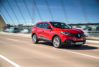 Renault Kadjar: la French Touch #1