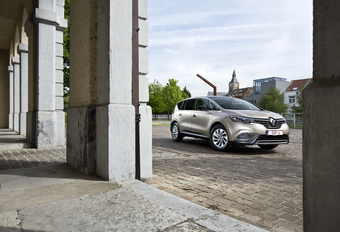 Renault Espace 1.6 dCi 130 #1