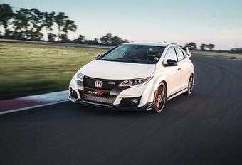 Honda Civic Type R à l'essai: pur jus #1