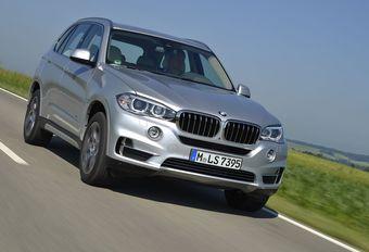 BMW X5 40e: Redelijke plug-inhybride #1