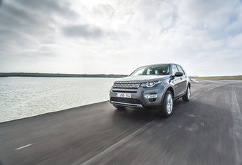 LAND ROVER DISCOVERY SPORT SD4 : Pottenkijker #1