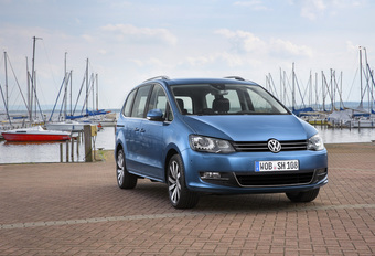 Volkswagen Sharan: rester naturel #1