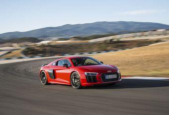 Audi R8 : le petit « Plus » qui manquait ? #1