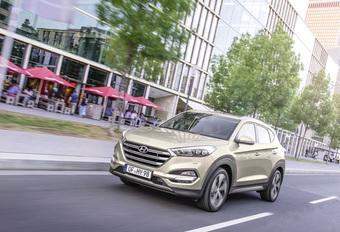 Hyundai Tucson: ambitieuzer dan ooit #1