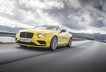 Bentley Continental GT: petit coup de frais #1