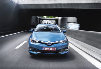 Toyota Auris: klassiek offensief #1
