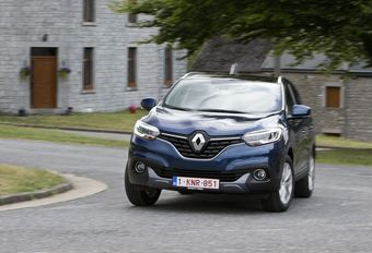 Renault Kadjar 1.5 dCi #1