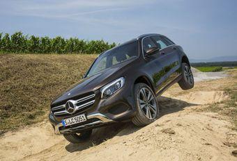 Mercedes GLC : Look de vainqueur  #1