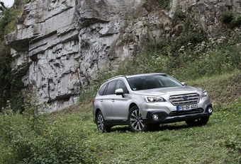 Subaru Outback 2.0 D Lineartronic #1