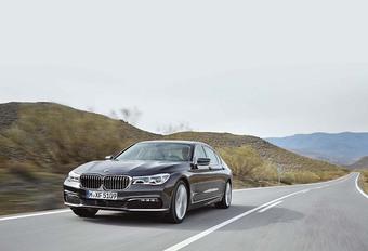 BMW 7-Reeks: Op sterrenjacht #1