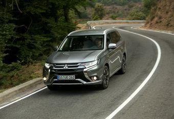 Mitsubishi Outlander : l'envie de faire mieux #1