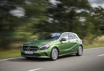 Mercedes Classe A 2016: Revue et corrigée #1