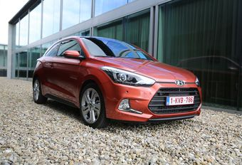 Hyundai i20 Coupé : marketingtruc? #1