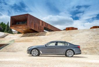 BMW 730D : Keizer Janus #1