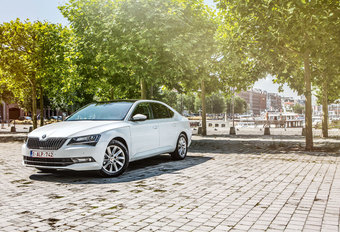 SKODA SUPERB 2.0 TDI  : Toptransfer #1