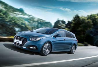 Hyundai i40 1.7 CRDi 7DCT : fait maison #1