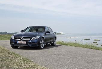 Mercedes C350e : hybride et rechargeable #1