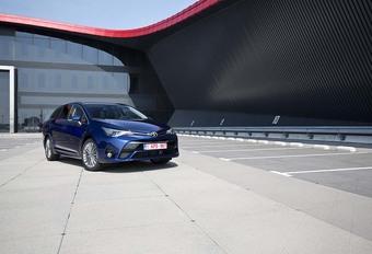 Toyota avensis Touring Sports 1.6 D-4D : le bon élève #1