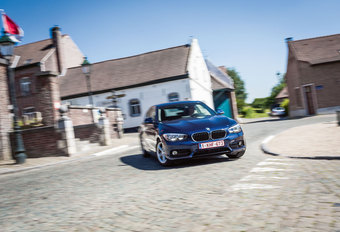 BMW 116d EFFICIENT DYNAMICS EDITION : The Butterfly Effect #1